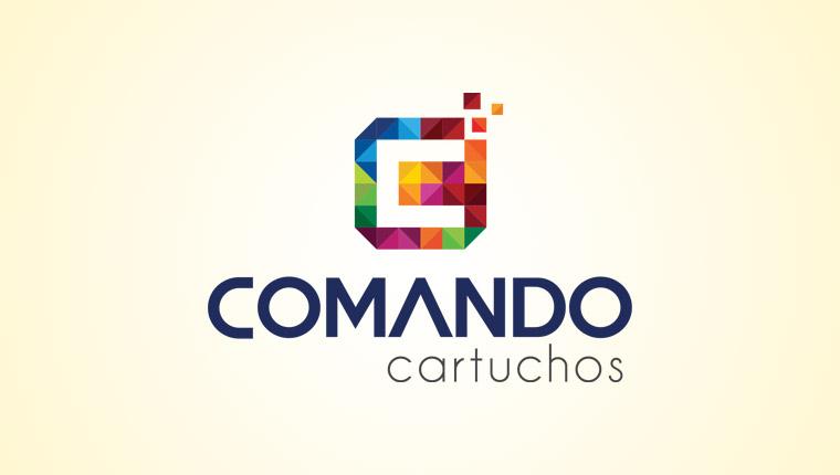 criacao-logomarca-comando-cartuchos-goiania